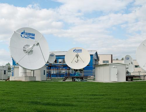 Развитие телекоммуникационных сетей для нужд ОАО «ГАЗПРОМ»